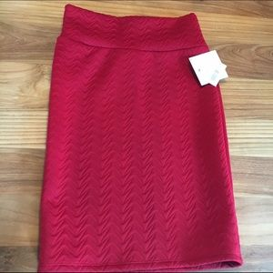 Red Lularoe Cassie