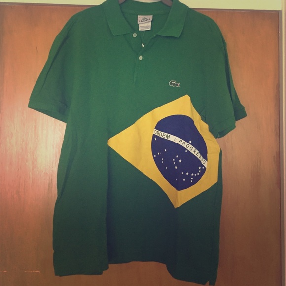 4e64266a Lacoste Shirts | New With Tags Mens Polo Size 5 Or Medium | Poshmark