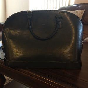 Fiore Black leather purse