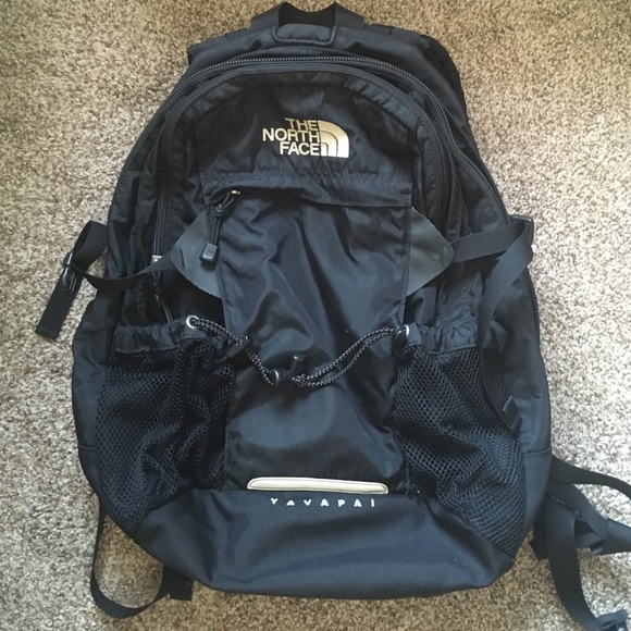 51f85b2a2 The North Face Yavapai black backpack