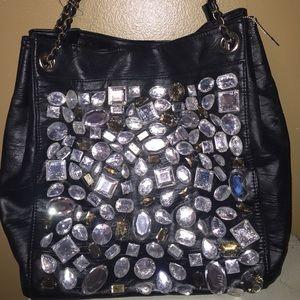 Nila Anthony Handbags - Hot purse !  Lots of fancy bling