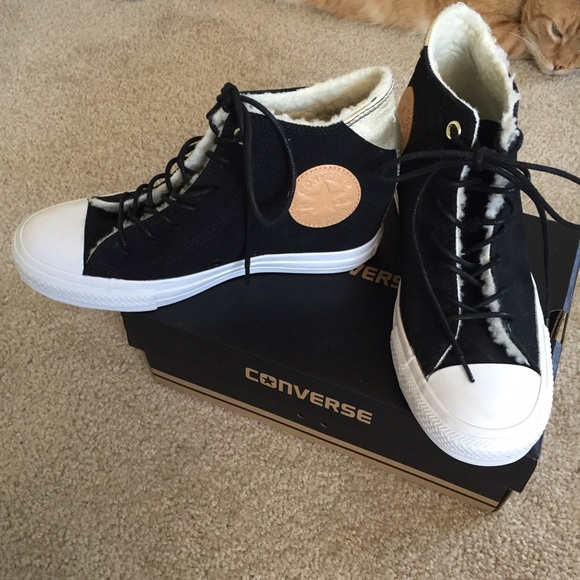 Converse Shoes - Converse All Star suede wedges CT Lux Mid 8f6e15dd6
