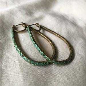 Lucky Brand Dangle Earrings!
