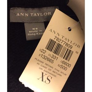 Ann Taylor Sweaters - NWT Beautiful ATaylor sweater w/ rhinestone clasp