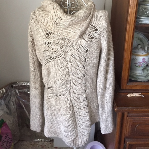 Anthropologie - Moth cowl neck sweater from Anna's closet on Poshmark