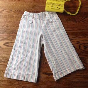Gymboree Other - FLASH SALE Gymboree size 10 Capri Striped pants