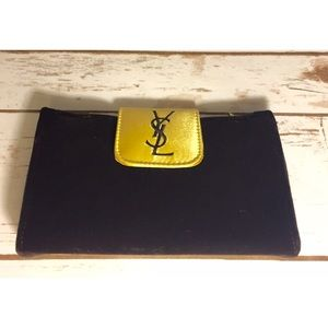 ysl evening bag - Yves Saint Laurent Bags | Clutches & Wristlets - on Poshmark
