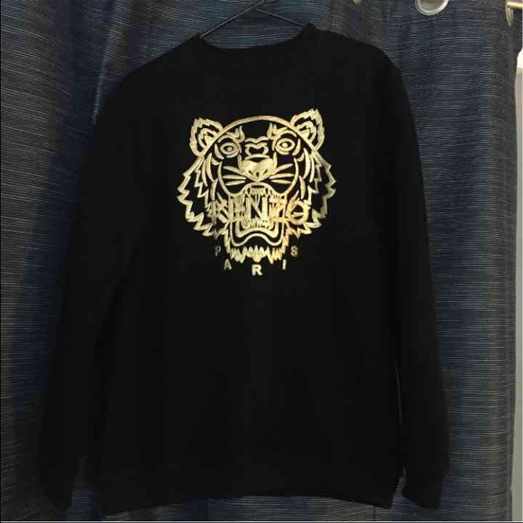 a3ed5d3b Kenzo Sweaters | Jungle Paris Sweater | Poshmark