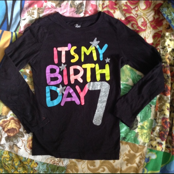 Its My Birthday Shirt