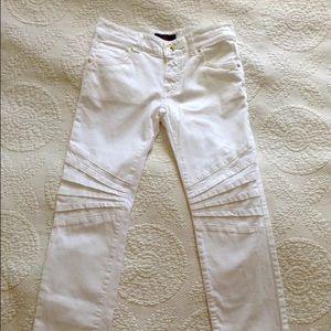 Richmond Jr Other - Richmond Jr New luxury clothing girls white pants