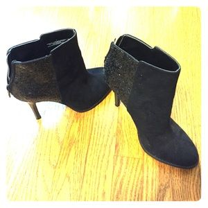 Massimo Rebecchi Shoes - Black Ankle Boots