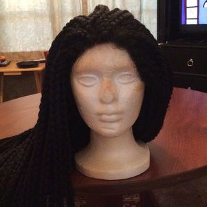 Other - Lace front box braided wig