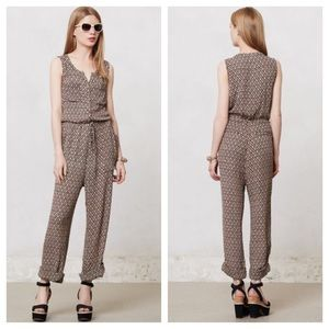 Anthropologie Pants - Anthro Darby Ikat romper