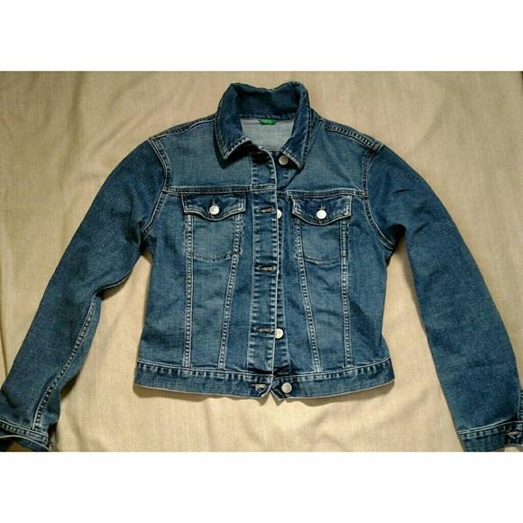 United colors of Benetton Denim jacket M. M 579e9cf76a5830d29309c3d0 59c74179ef8