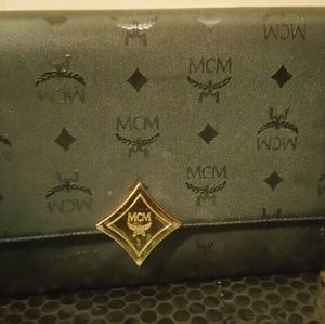 faux crocodile hermes wallet - MCM vintage bag on Poshmark
