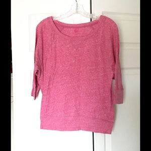 SO Tops - Juniors Kohls Brand SO casual top Pink Size XL