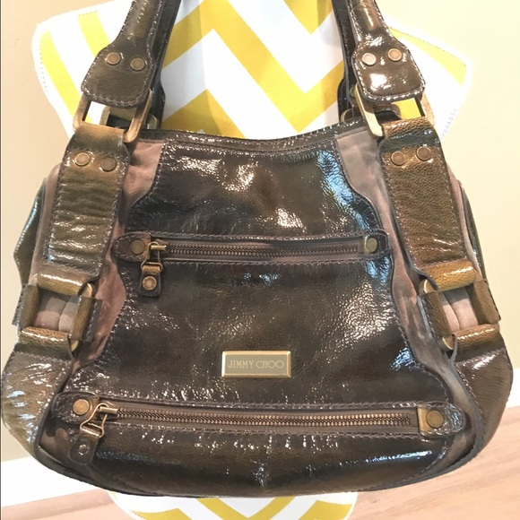 a4cecb6e568 Jimmy Choo Bags | Mahala Handbag Authentic | Poshmark