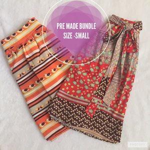 Dresses & Skirts - ❤Pre made bundle