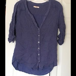 Skies Are Blue Tops - Skies Are Blue tunic Size Medium Never worn