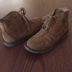 Kids Cole Haan Chukka Boots