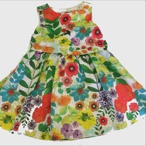 ⭐️ Floral Dress