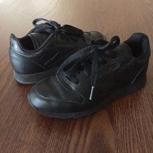 Kids Classic Leather Reebok Sneakers