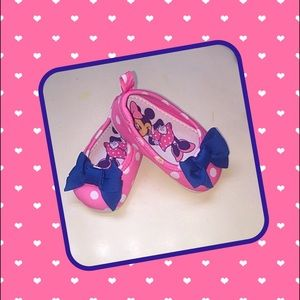 Other - 12-18 mo Minnie Mouse water shoes! Brand new!