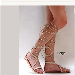 Wild Diva Sandals Size 7