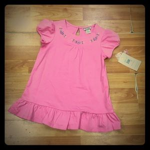 Hartstrings Other - Hartstrings Pink Knit Tunic NEW NWT 5 Top Shirt