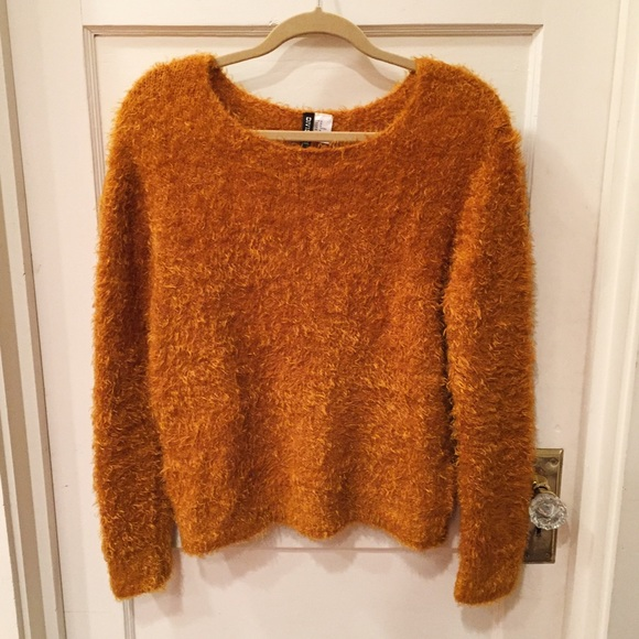 67% off H&M Sweaters - H&M Divided Fuzzy Sweater from Sarah's ...