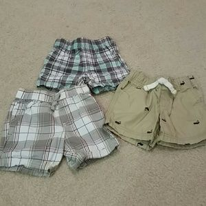 Carter's Other - Baby boy 12-18 month shorts