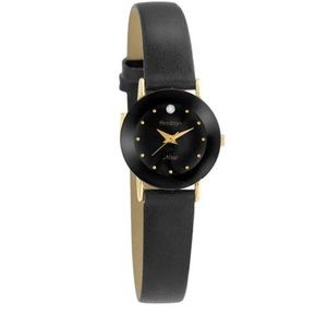 Armitron Accessories - Armitron Diamond Leather Strap Watch NWT
