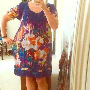 Dresses & Skirts - Beautiful Multi Colored Dress