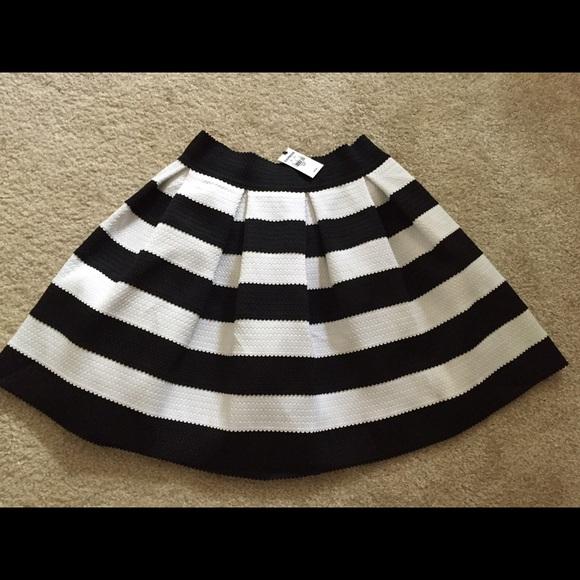 fb42d3c4b2ac Express Skirts | Brand New Skater Skirt | Poshmark
