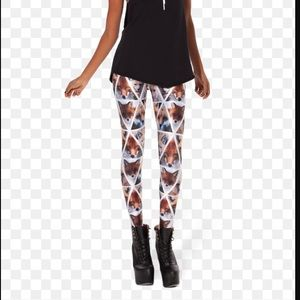 Black Foxy Leggings 2.0