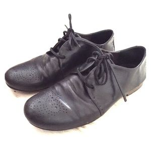 Marsell Shoes - Marsèll black leather oxfords 38
