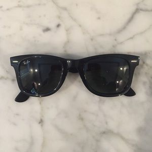 Ray-Ban Sunglasses Wayfarer NWOT