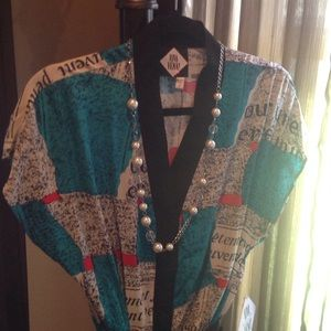 Kimono Dress, New w/tags