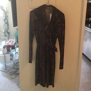 Never Worn Tahari Wrap Dress