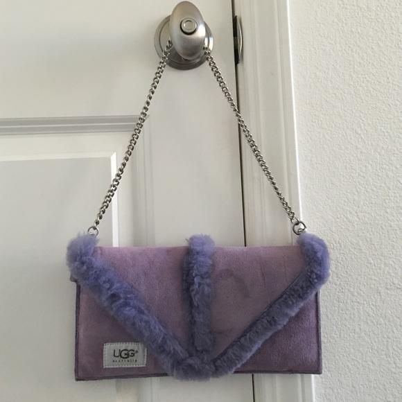 ugg winter purse