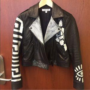 Elizabeth and James Jackets & Coats - Elizabeth and James Limited Edition Leather Jacket