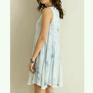 Bare Anthology Dresses - Tie Dye Tank Dress