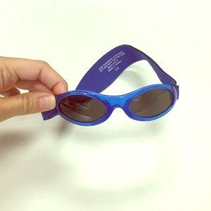 BaBy BanZ Other - Baby Banz Adventure Banz Wrap Around Sunglasses