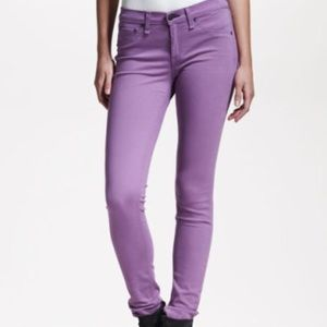 Rag & bone/JEAN violet leggings