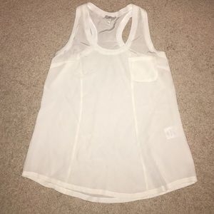 Joie white tank top