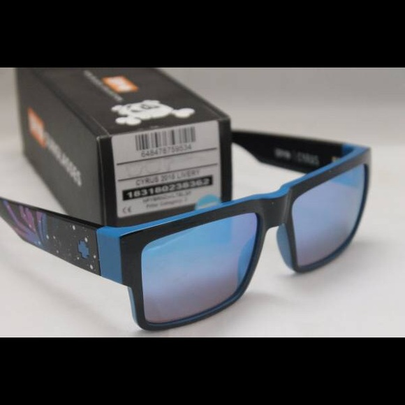 eeb775a4ef19c Spy Optic Cyrus Ken Block Sunglasses Happy Lens