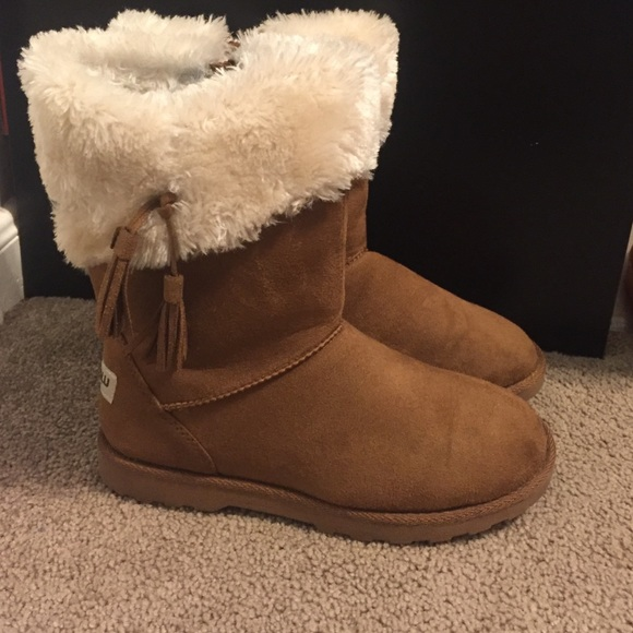 Makalu Shoes   Girls Winter Boots