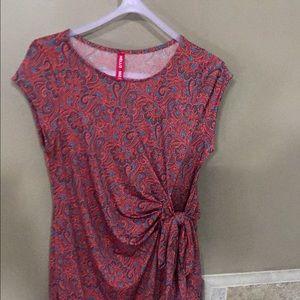 Hello miz Dresses & Skirts - Hello miz maternity dress size medium