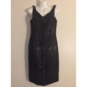 Carmen Marc Valvo Dresses & Skirts - Carmen Marc Valvo black dress