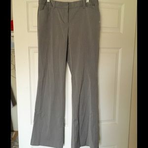 Express Pants - Express Editor Gray Pant Trousers Size 8